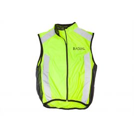 Radial High Visability Reflective Cycling Gilet