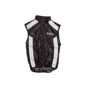 Radial Reflective Cycling Gilet