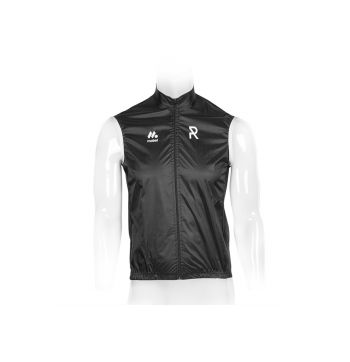 Radial Rain Cycling Gilet - Black