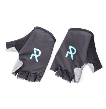 Radial Summer Cycling Gloves - Black