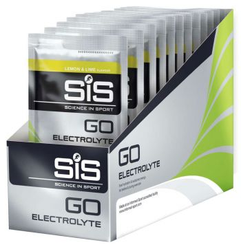 Science in Sport GO Energy Electrolyte - 18 x 40g Sachets