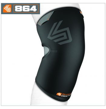 Shock Doctor Knee Compression Sleeve With Closed Patella