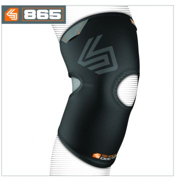 Shock Doctor Knee Compression Sleeve With Open Patella