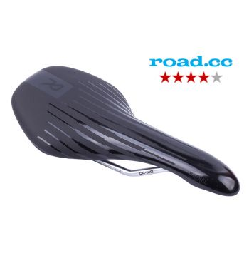Radial Alight Race Bike Saddle - Black