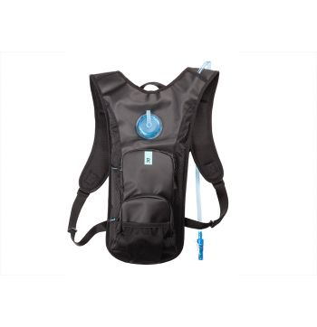 Radial Siege Hydration Pack And Bike Backpack - Black